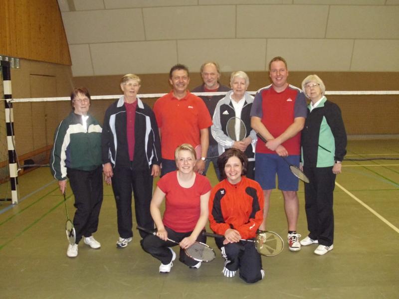 Badminton Aschwarden